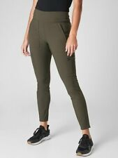 Athleta Headlands Hybrid Cargo Tight Legging 0 Petite 0p Black 2 Hiking