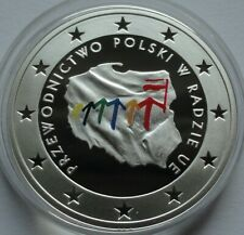 10 ZLOTYCH POLAND 2011  Poland's Presidency of the Council of the European Union