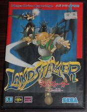 Sega Mega Drive. Landstalker (NTSC JP)
