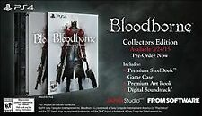 Bloodborne -- Collector's Edition (Sony PlayStation 4, 2015)