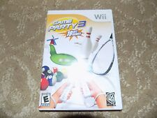 Game Party 3 (Nintendo Wii, 2009)