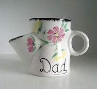 Rasierkrug english saving Mug Schale zum Aufschäumen von Rasierseife Keramik Dad