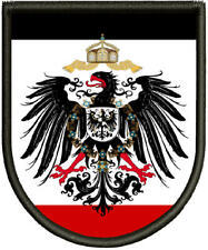 Wappen Deutsches Reich - Reichsadler 1889 Patch, Aufnäher