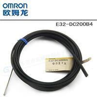 NEW OMRON E32-DC200B4 PHOTOELECTRIC FIBER OPTIC CABLE SENSOR SWITCH PLC MODULE