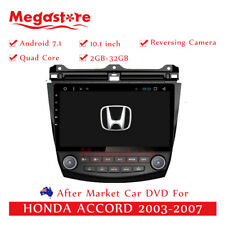 "10.1"" Quad Core Android 9.1 Car no dvd GPS Head Unit For Honda Accord euro 03-07"