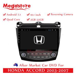 "10.1"" Quad Core Android 10.1 Car Non-DVD GPS Head Unit For Honda Accord Euro"