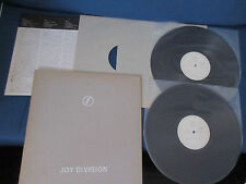 Joy Division Still Japan Promo Label Double Vinyl LP New Order Peter Saville