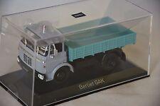 NOREV 690000 - Berliet GAK Benne 1960 Grey 1/43