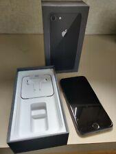 Apple iPhone 8 64GB Unlocked A1905 GSM - Space Gray NEAR MINT + EarPods + Box