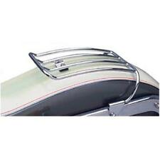 Chrome Solo Seat Luggage Rack 1997-99 Harley Softail