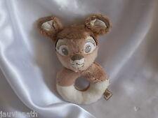 Doudou hochet Bambi, Disney, Nicotoy