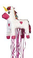 Amscan - Unicorno Pignatta per Feste importato dalla Francia Giocattolo (kwm)
