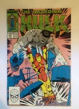 The Incredible Hulk Comic Book Lot Copper Age Includes She-hulk Marvel Vintage