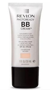 REVLON Photoready BB Cream Skin Perfector 030 MEDIUM *SEALED*