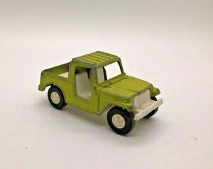 TootsieToy Jeep Jeeptser Commando 1:48 Scale