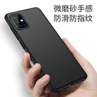 For Samsung Galaxy A01/A40/A51/A71 Feel Skin Hard Plastic Cover Slim PC Case