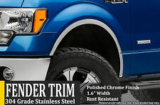 2004-2014 Ford F-150 (Without OEM Flares) Fender Wheel Moldings