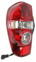 Left side Tail light lamp for Holden Colorado RC CREW/SPACE Cab 2008-2012