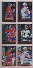 """1997-98 Pinnacle """"Inside"""" Montreal Canadiens Lot (12) Saku Koivu Etc."""