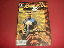 THE PUNISHER #8 Garth Ennis  Marvel Knights Comics 2000 NM