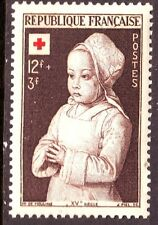 TIMBRE FRANCE NEUF N° 914 ** CROIX ROUGE ART