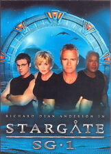 STARGATE SG-1 PROMOTIONAL POSTCARD FROM THE SAN DIEGO COMIC CON