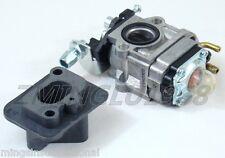 Carburetor Intake Inlet 43cc 49cc X1 X2 X3 X7 X8 Pocket Super Bike Mini Chopper