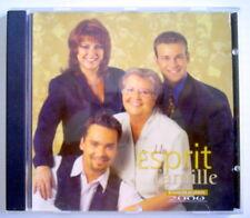 1 CD RELIGIEUX D'ANNÉE INCONNU, UN ESPRIT DE FAMILLE, ÉVANGÉLISATION 2000