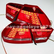 NOT plug and play 2012-2014 Year For VW Passat V6 B7 LED Tail Lights Red