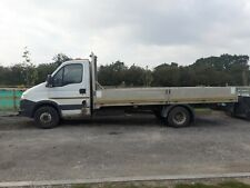 2013 Iveco daily alloy dropside  7.0 none runner spares repairs