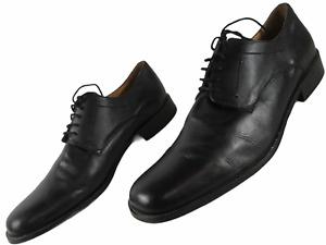 s.Oliver Herren Business-Schuhe Leder Schnürsenkel Halbschuhe EUR 46