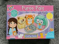 Galt Toys Purse Pals Crafty Cases Brand new in box