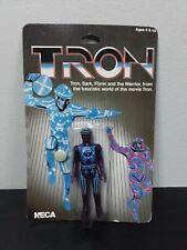 "New listing Rare Tron 4"" Purple Action Figure 20th Anniversary Edition By Disney Neca New"