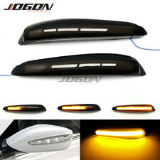 LED Dynamic Turn Signal Sequential Light For Hyundai Sonata YF i45 2011- 2014