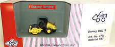 Bomag BW213 PDH-3 Straßenwalze gelb NZG 4752 Metall Collection 1:87 OVP GD1 µ √