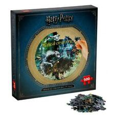 Harry Potter Magical Creatures Puzzle 500 Piece Jigsaw Gift