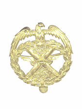 Kuwait Military Airforce Army Clip on Cap Badge by Beewyse of London Made in UK