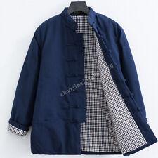 100%Cotton Keep Warm Kung Fu Tai chi Coat Wu shu Wingchun Shaolin Winter Jacket
