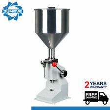 More details for a03 manual filling machine household yogurt shampoo shower gel dispenser 5-50ml