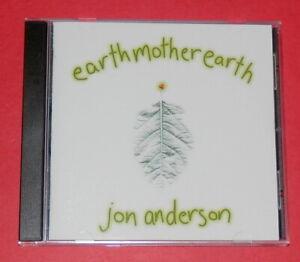 Jon Anderson - Earthmotherearth -- CD / Rock