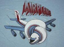 S * vtg 1980 AIRPLANE movie promo shirt * 44.164