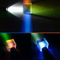 Optischer Glaswürfel fehlerhaftes Kreuz dichroitisches Prisma Spiegel Kombiniere