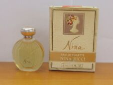 Vintage NINA By Nina Ricci  Perfume NINA Women  6 ml EDT Splash Rare