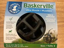 Bakersfield Dog Muzzle Size 5