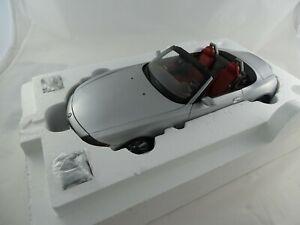 1:12 Kyosho Dealer 80430144060 BMW Z4 Argent en Emballage D'Origine