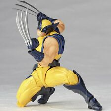 New  figure  Complex AMAZING YAMAGUCHI Wolverine Revoltech X-Men Kaiyodo