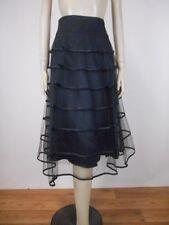 Review Nylon Regular Size Skirts for Women