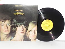 TERRY REID Bang, Bang You're Terry Reid LP Vinyl Stereo Tinker Tailor Erica Epic