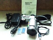 Digital Still Camera Sony DSC-F707  Cyber-Shot 5 MP Carl Zeiss  Japan