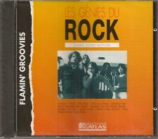 MUSIQUE CD LES GENIES DU ROCK EDITIONS ATLAS - FLAMIN'GROOVIES N°29